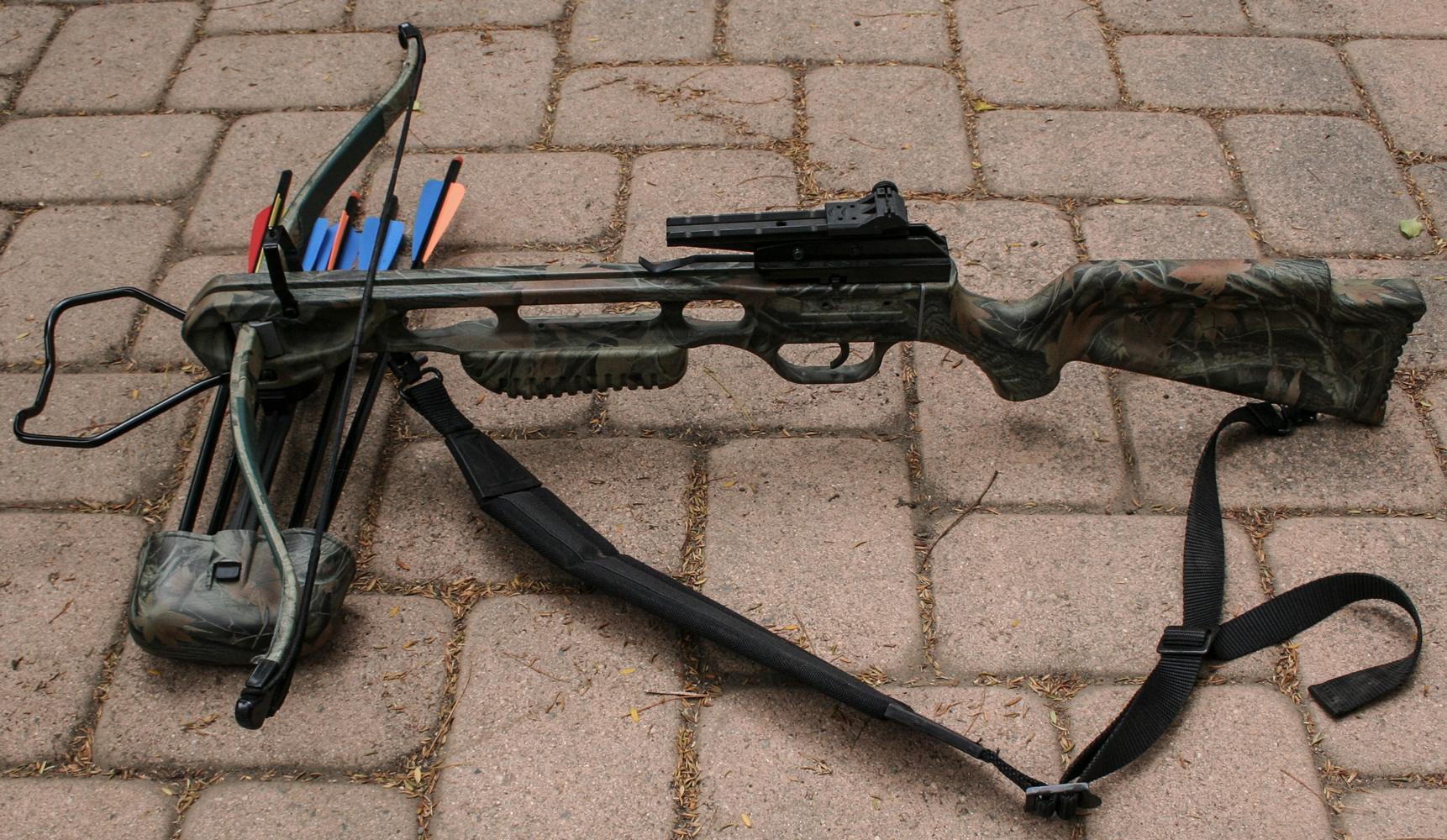 Movie Gun Guy | Crossbows