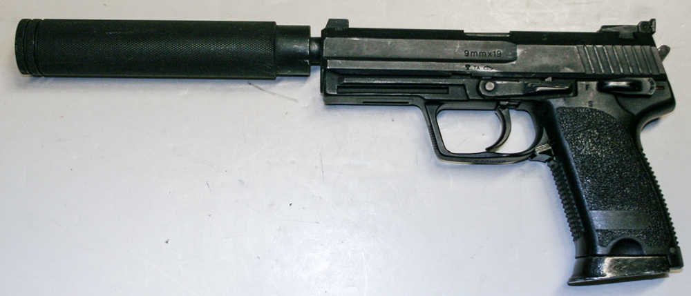 Heckler & Koch Archives | Movie Gun Guy