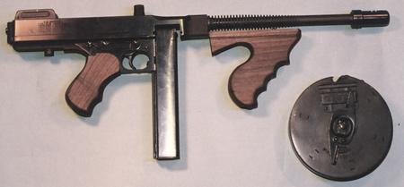 Movie Prop Guns | Mike Tristano & Co  | Prop Machine Guns