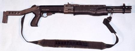 Movie Prop Guns   Mike Tristano & Co    Shotguns